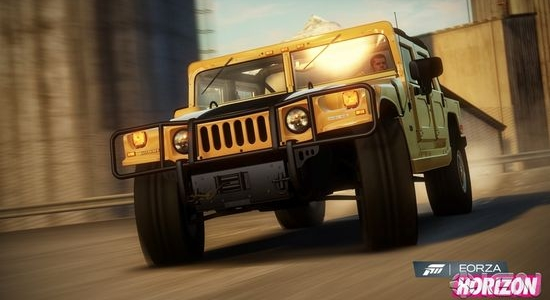Forza Horizon - Decemberi DLC