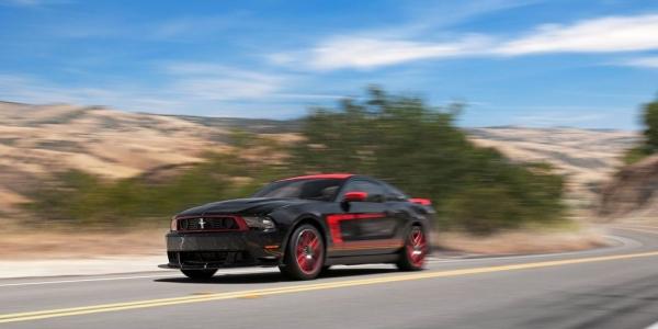 2. rész - 2012 Ford Mustang Boss