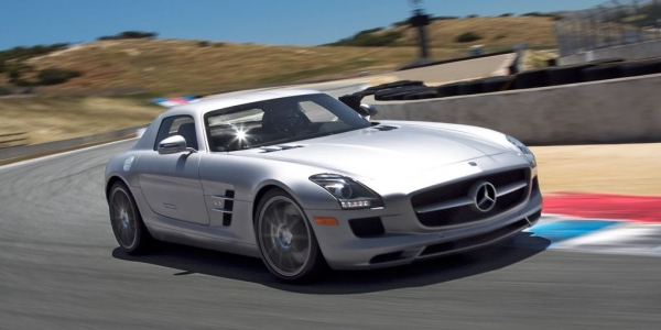 7. rész - Mercedes-Benz SLS AMG