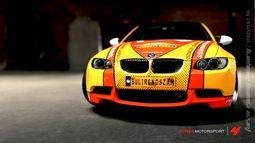 FRH - Bulirendszám autó