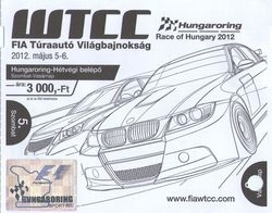 Forza Racing Hungary találkozó 2012-ben