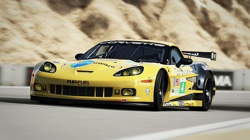 2011 Chevrolet 4 Corvette Racing ZR1