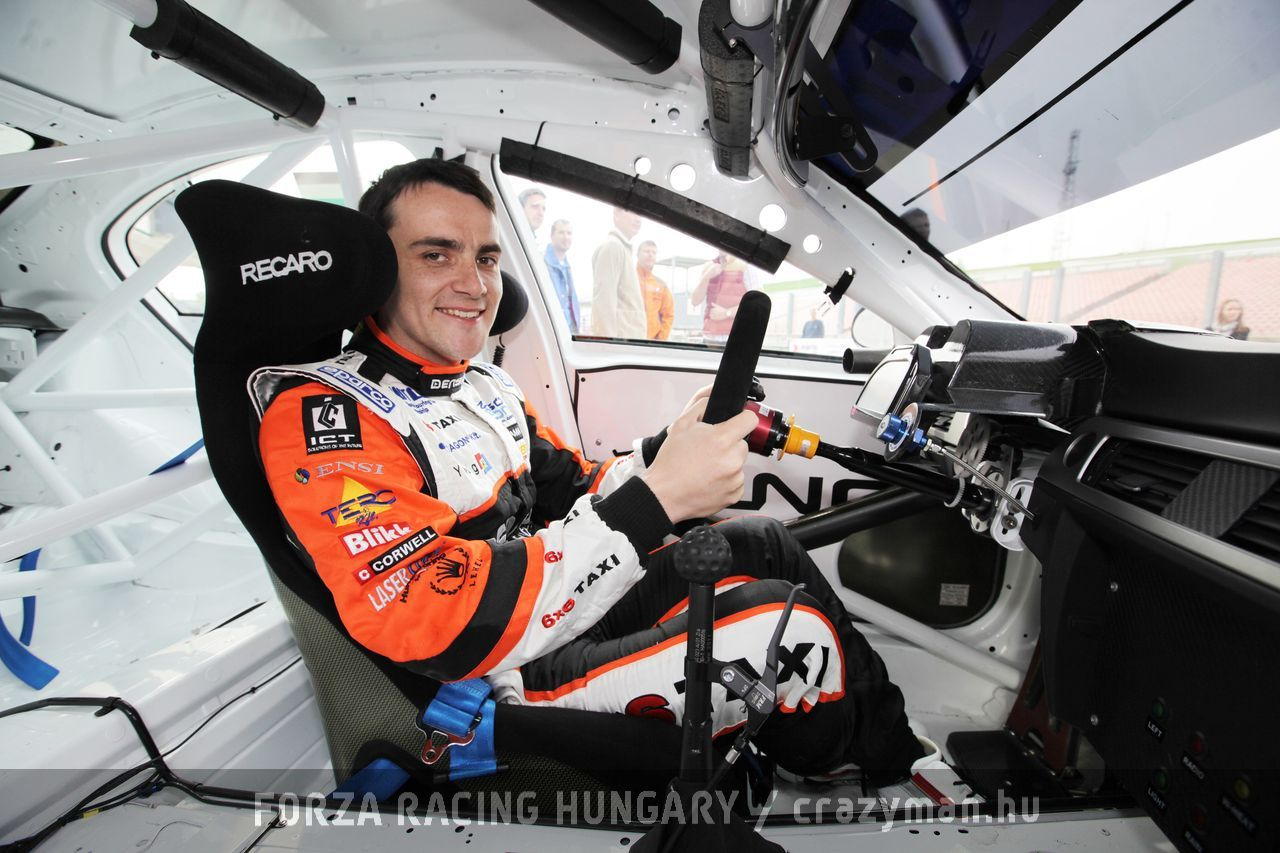 Michelisz Norbert film