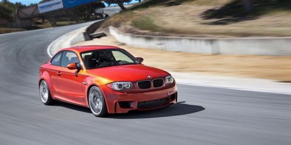 5. rész - BMW 1 Series M Coupe