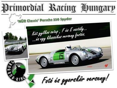 [PRH] 'NÜR Classic' Porsche 550 Spyder